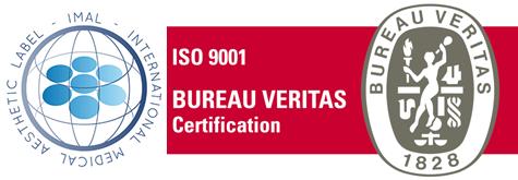 Certification ISO 9001 - Bureau Veritas | Dr Benouaiche