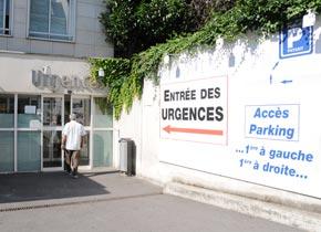 Urgences hôpital privé d'Antony