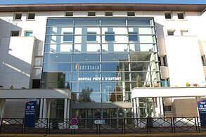 Plus d'infos sur l'Hôpital privé d'Antony