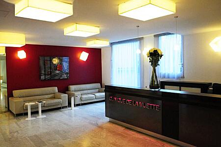 Clinique de la Muette à Paris