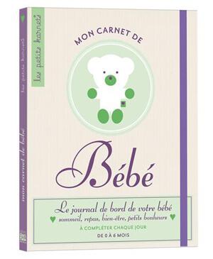Mon Carnet de Bébé, Ed. 365