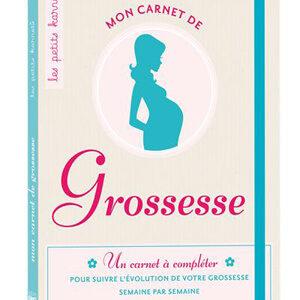 Mon Carnet de Grossesse (Ed. 365)