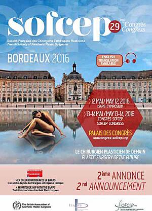 SOFCEP : Congrès 2016 à Bordeaux