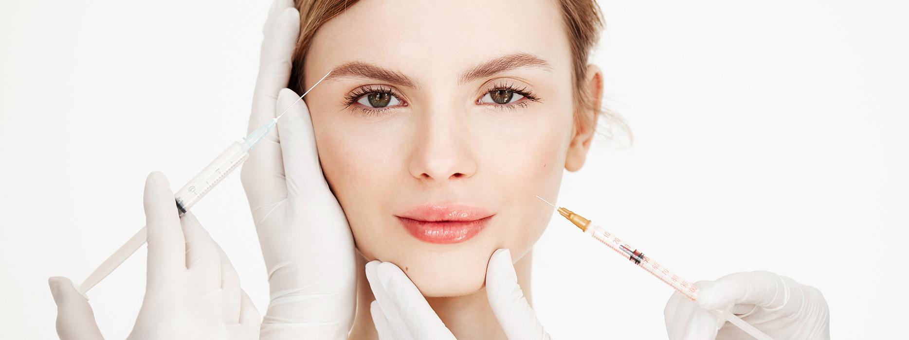 Botox ou acide hyaluronique, quelle différence ? - Dr Benouaiche - Paris