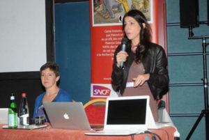Conférence naevus 2016 : le Dr Etchevers et le Dr Benouaiche