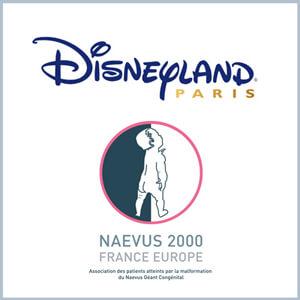 Rencontre européenne 2016 du Nævus Géant Congénital à Disneyland Paris