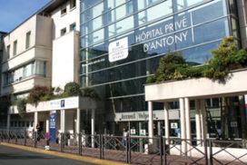 Chirurgie ambulatoire à l'¨Hôpital privé d'Antony