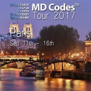 MD Codes Tour 2017 : Paris