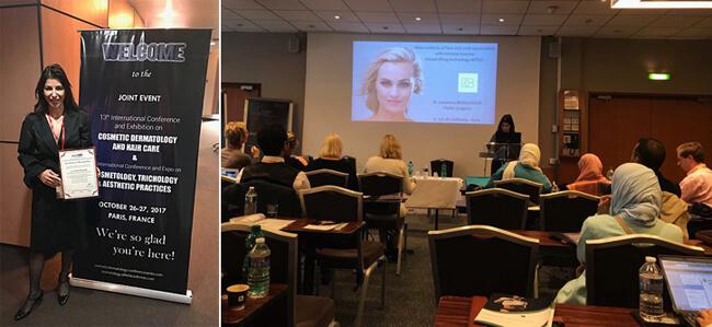 Conférence Aptos à Paris, octobre 2017