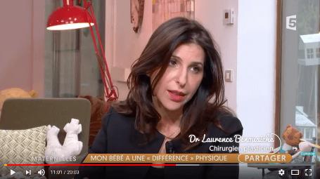 France 5 : Mon bébé a une différence physique
