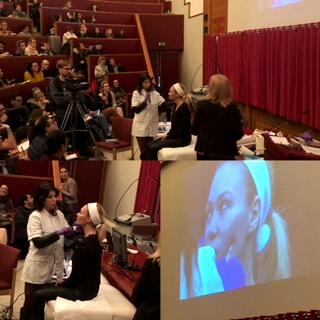 Le Dr Benouaiche au congrès SOFMMAA 2018