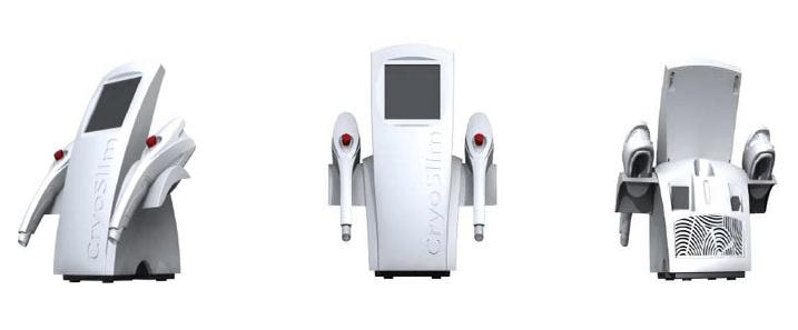 La Cryolipolyse avec la technologie Cryoslim