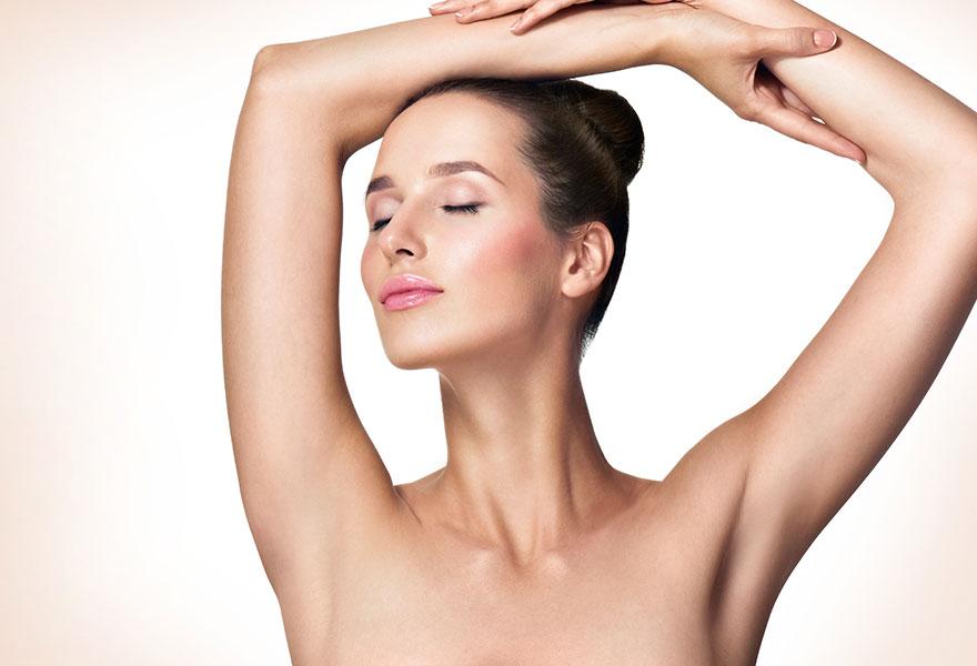 Botox contre la transpiration - Dr Benouaiche - Paris