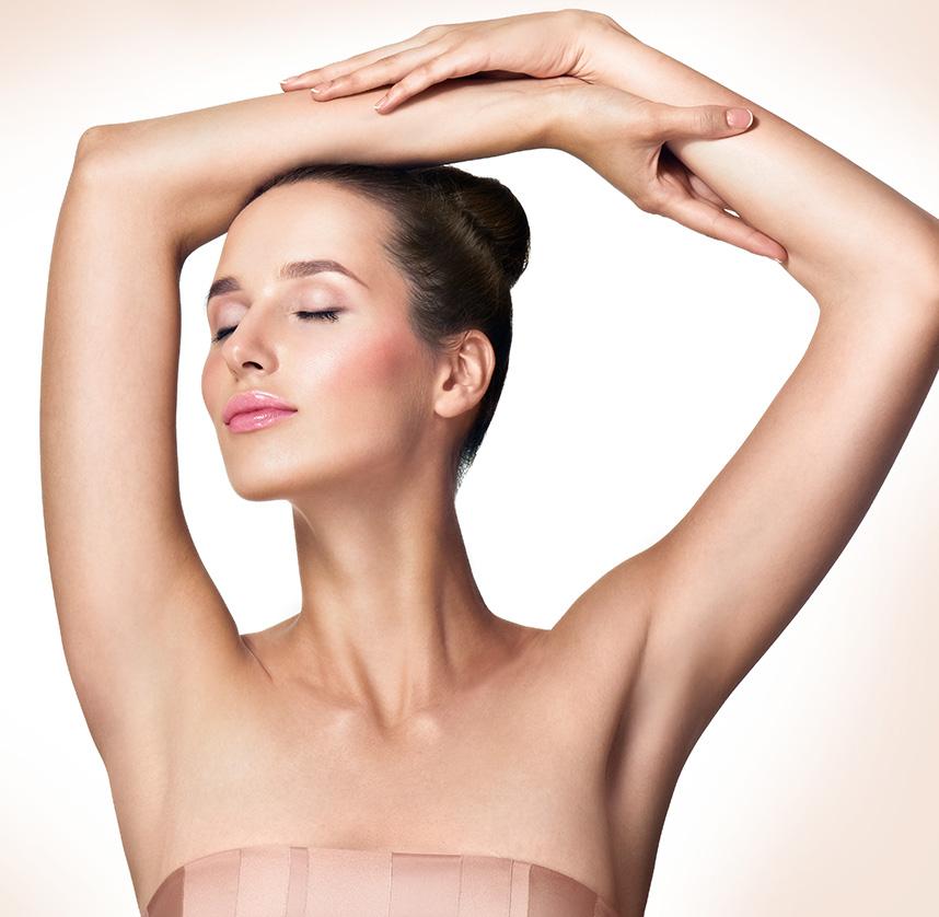 Botox contre la transpiration